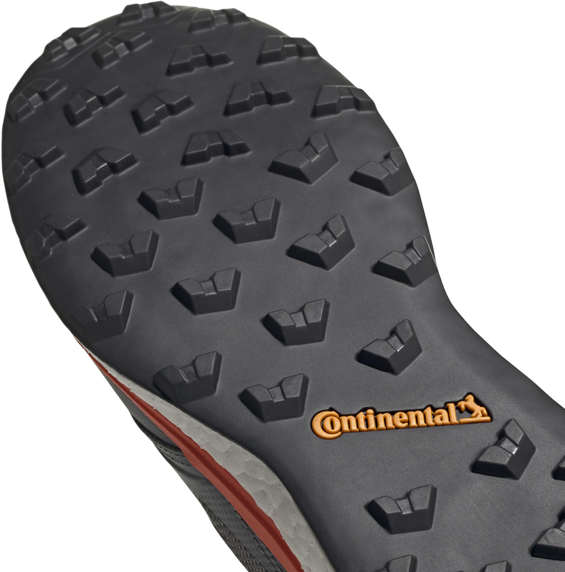 adidas TERREX Agravic XT Low Cut Shoes Men grey fivecore blackactive orange
